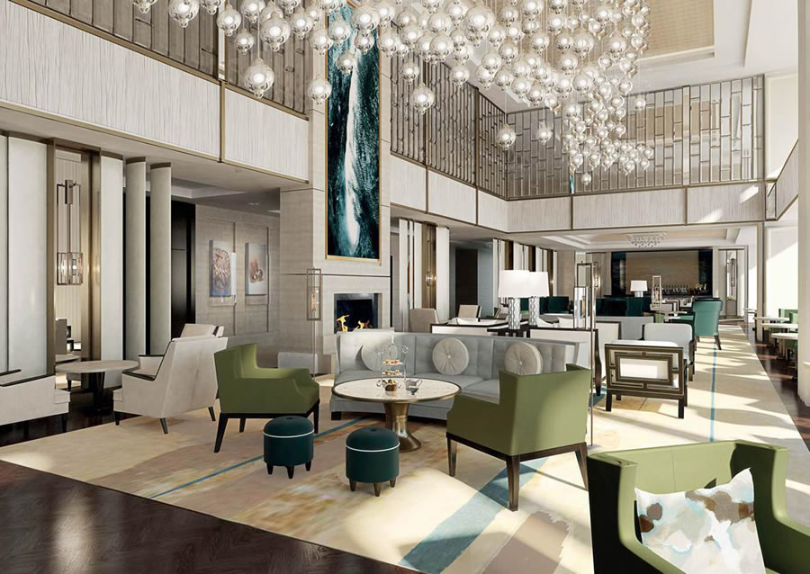 酒店餐厅家具