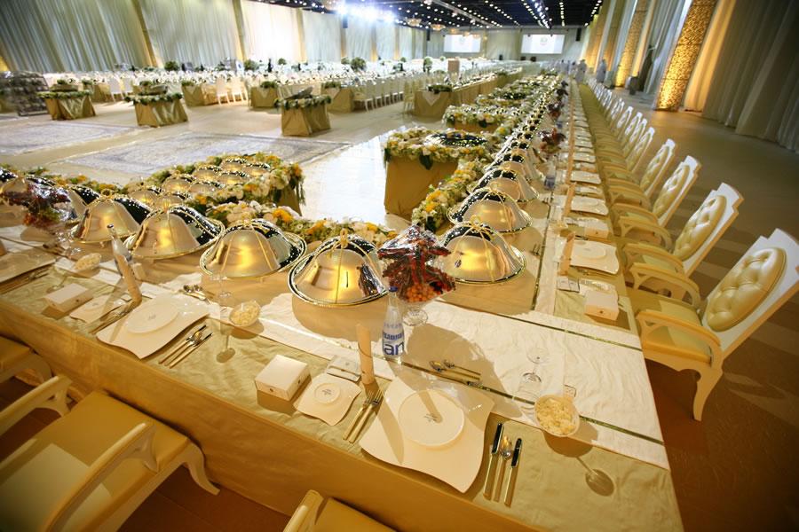 迪拜皇家婚礼