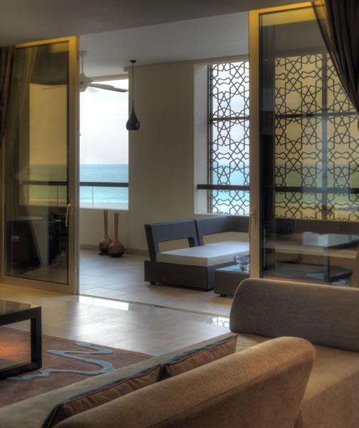 迪拜柏悦酒店